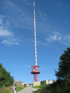 TV/FM transmitter - vysielač Suchá Hora