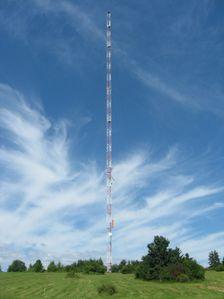 AM transmitter - vysielač SNP