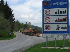 Makov - hranica ČR-SR