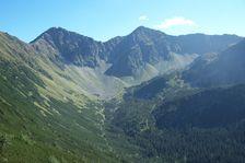 Rohačska dolina - Volovec, Roháč, Plačlivé