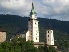 Kremnica - Mestký hrad