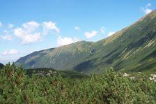 Roháčska dolina a hrebeň Volovca - Rákoň 1879 m