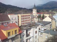 Evanielický kostol a basa od Madačovej