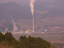 Ružomberok - fabrika Mondy a Lisková