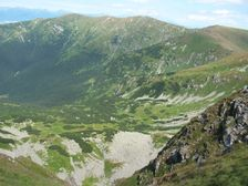 Ostredok - smerom do Križskej doliny a Bôr
