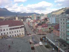 Dončova ulica od Centrumu
