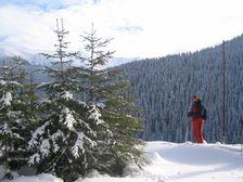 Hreben Boru od Krizskej doliny