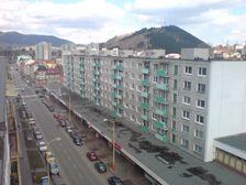 ulica Karola Salvu smerom na Dončovu