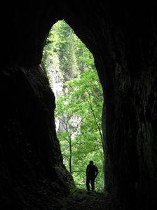 Gotická jaskyňa
