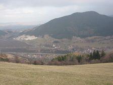 Biely Potok a hrebeň Borovniska