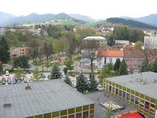 Liptovské múzeum od Madačovej ulice