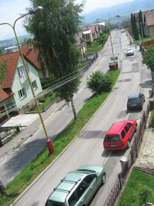 Ruzomberok - Jelence, Nad Skalkou