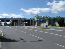 Štátna hranica SR/PL Vyšný Komárnik