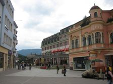 V centre - Mostova