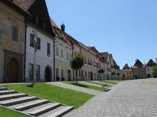 Bardejov-Radničné námestie