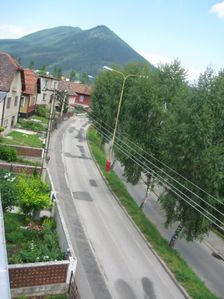 Ruzomberok - Jelence, Nad Skalkou - na Čebrať