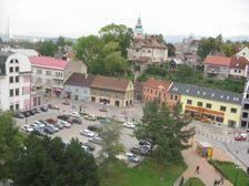 Mostová ulica od Madačovej