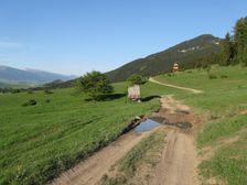 Cesta do Paučinej Lehoty