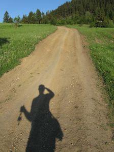 Cesta od Laziska do Paučinej Lehoty