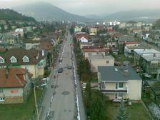 ulica Karola Sidora od Baničného