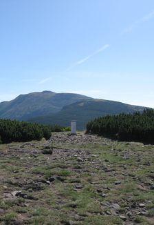 Malá Babia hora - smerom na Babiu horu