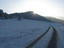 Kalvária - cesta na Maliné Brdo