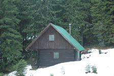 Chata v Oružlej doline