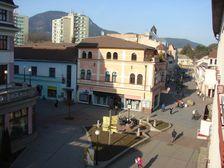 Ružomberok - Mostova a Bernolákova