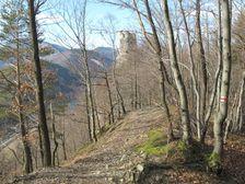Strečno - Starý hrad