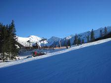 Ski-alp na Zverovke - Spalenej