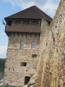 Filakovsky hrad - Bebekova veza
