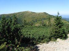 Hrebeň Malej Babej hory