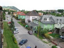 Ružomberok - Vajanského ulica