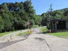 Rudne bane Pezinok - vratnica upravne
