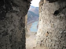 Domašinský meander od Starého hradu