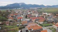 Ludrová sever - smerom na Chočske vrchy