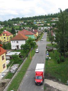 Ružomberok - Jarná ulica