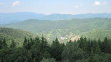 Špania dolina od Šachtičiek