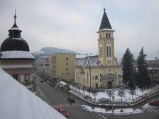 Evanielicky kostol - Dončova ulica