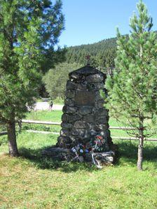 Pamatnik SNP v Lupcianskej doline