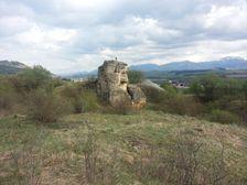 Besenovska skala - jar 2013