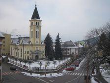 Evanielicky kostol - Bernolákova ulica