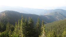 Klacianska dolina od Oprhlia