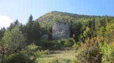 Krkava skala na jesen