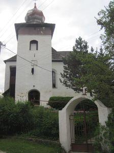 Kostol  - Liptovsky Ondrej