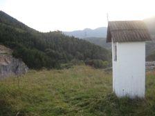 Kaplnka na Bielej Púti