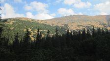 Hreben Chabenca od Oruznej doliny