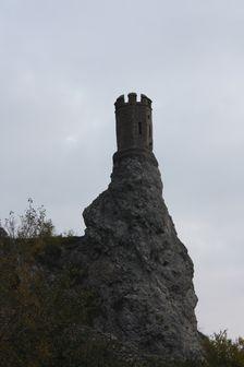 Veza opevnenia hradu Devin