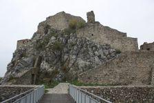 Hrad Devin - horny hrad