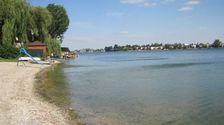 Senecke jazera - sever